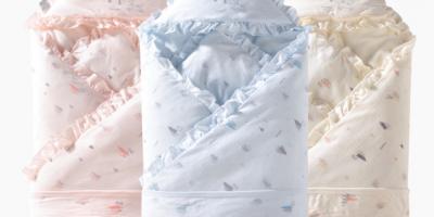 婴儿抱被什么牌子好?婴儿抱被品牌排行