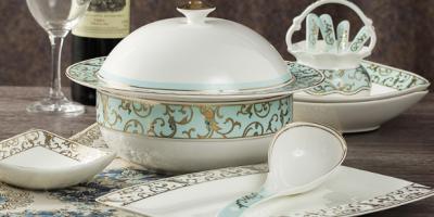陶瓷餐具哪个牌子好,陶瓷餐具品牌排行榜推荐