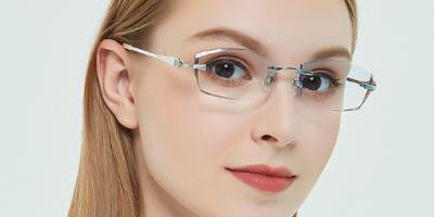 无框眼镜有哪些品牌,无框眼镜品牌排行榜前十名