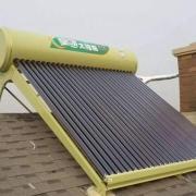 十大值得信赖的太阳能热水器品牌