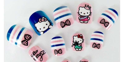 炫丽迷人的十大指甲贴品牌