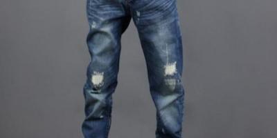 最流行的牛仔长裤十大品牌