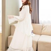清新可人的十大睡袍