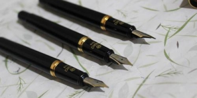 写书法必备的十大美工钢笔