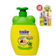 宝宝专用的洗发水十大排行