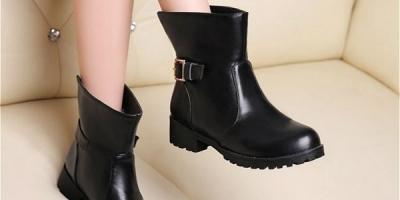 最流行的短靴十大排行