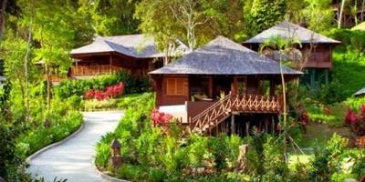 值得入住的度假村十大排行
