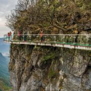 全球著名的悬崖步道十大排行