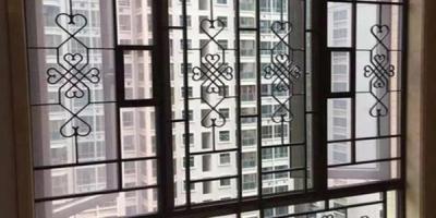 牢固安全的防盗网纱窗十大排行