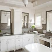 最流行的整体浴室柜十大排行