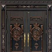 高端典雅的装甲门十大排行